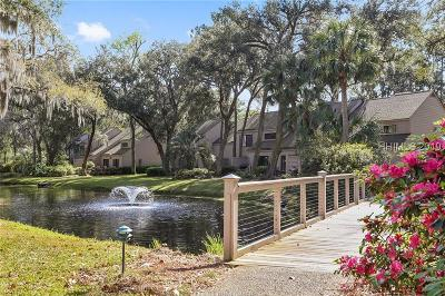 Beaufort County Condo/Townhouse For Sale: 107 Lighthouse Road #2265