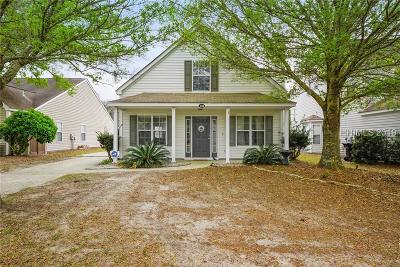 Single Family Home For Sale: 118 Stoney Crossing