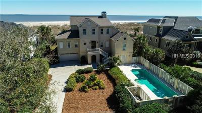 Hilton Head Island Single Family Home For Sale: 40 Ocean Point S