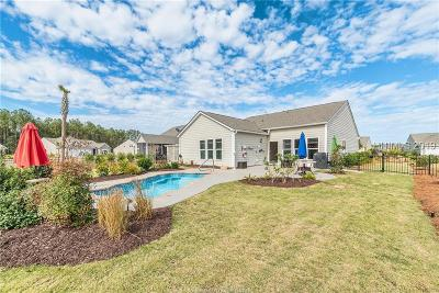 Single Family Home For Sale: 57 Bainbridge Way
