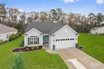 Hardeeville Single Family Home For Sale: 1292 Wiregrass Way