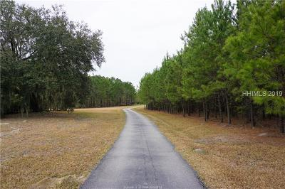 Ridgeland Single Family Home For Sale: 1418 Great Swamp Road