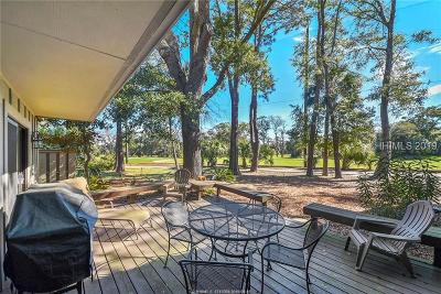 Hilton Head Island Condo/Townhouse For Sale: 45 Queens Folly Road #544
