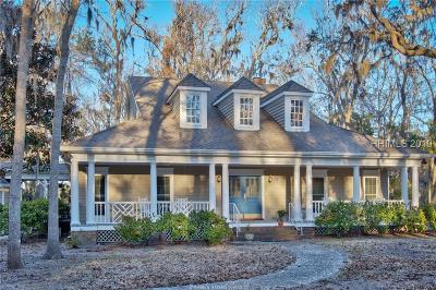 Daufuskie Island Single Family Home For Sale: 3 Magnolia Court