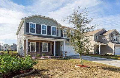 Beaufort Single Family Home For Sale: 31 Catawba Way