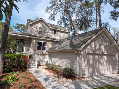 Moss Creek Single Family Home For Sale: 22 Wax Myrtle Court