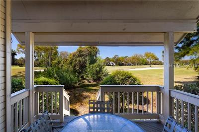 Hilton Head Island Condo/Townhouse For Sale: 15 Carnoustie Road #5