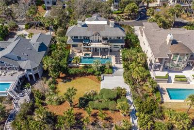 Beaufort County Single Family Home For Sale: 18 Brigantine