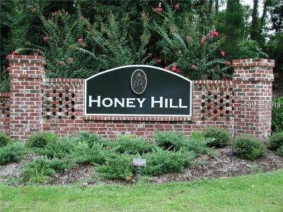 Residential Lots & Land Sold: Honey Hill