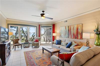 Hilton Head Island Condo/Townhouse For Sale: 63 Ocean Lane #2316