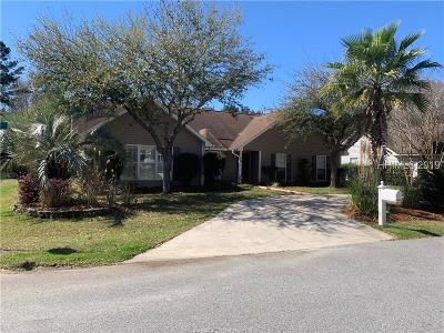 Okatie Single Family Home For Sale: 1 Ashepoo Drive