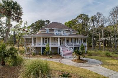 Daufuskie Island Single Family Home For Sale: 30 Fuskie Lane