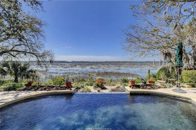 Hilton Head Island Single Family Home For Sale: 3 Old Fort Lane