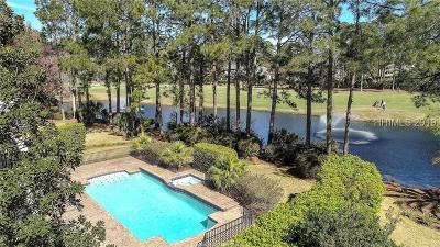 Beaufort County Single Family Home For Sale: 19 Wicklow Drive