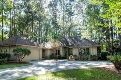 Okatie Single Family Home For Sale: 17 Winding Oak Drive