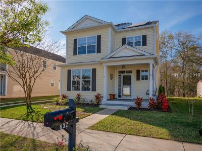 Single Family Home For Sale: 632 College Park Circle