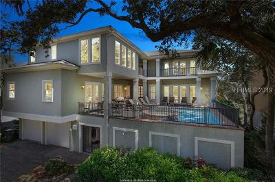 Beaufort County Single Family Home For Sale: 29 Mallard Road