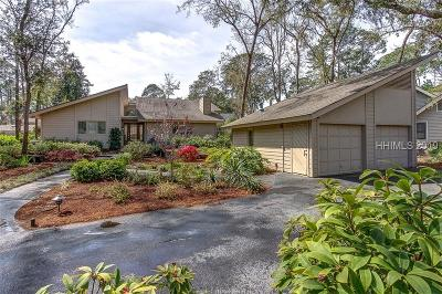 Hilton Head Island Single Family Home For Sale: 11 Sandfiddler Road