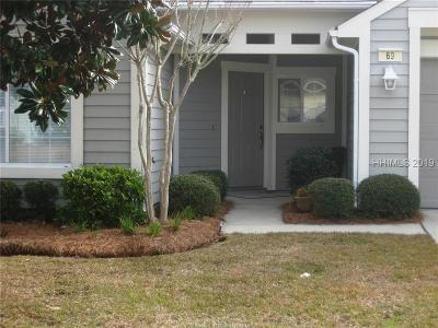 Bluffton Single Family Home For Sale: 69 Zubler Street