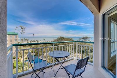 Hilton Head Island Condo/Townhouse For Sale: 57 Ocean Lane #3506