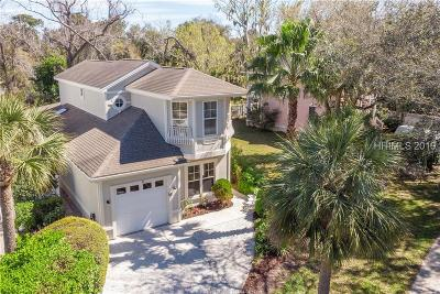 Hilton Head Island Single Family Home For Sale: 16 Bermuda Pointe Circle