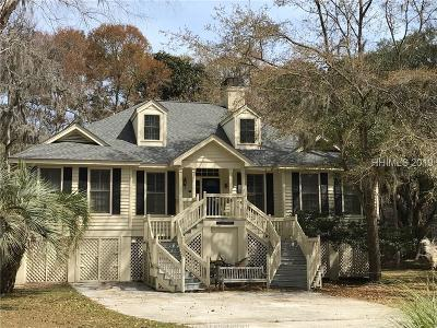 Daufuskie Island SC Single Family Home For Sale: $415,000