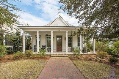 Palmetto Bluff Single Family Home For Sale: 95 Game Land Road