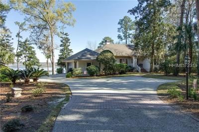 Single Family Home For Sale: 43 Spring Island Drive