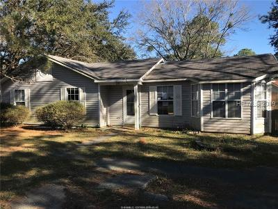 Beaufort Single Family Home For Sale: 28 Irongate Drive