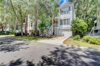 Hilton Head Island Single Family Home For Sale: 4 Victoria Square Drive