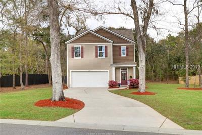 Beaufort Single Family Home For Sale: 4819 Tidal Walk Drive