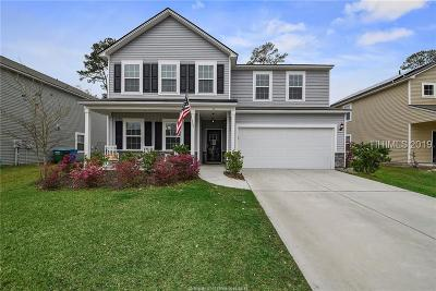 Beaufort Single Family Home For Sale: 16 E Brasstown Way