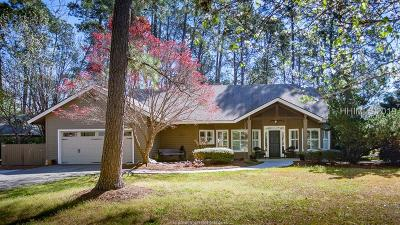 Bluffton Single Family Home For Sale: 2 Royal Fern