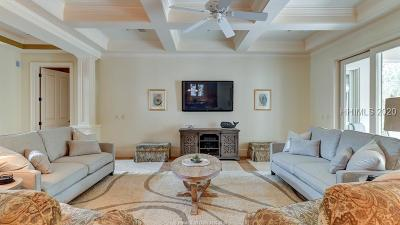 Hilton Head Island Single Family Home For Sale: 6 Juniper Lane