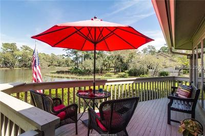 Hilton Head Island Single Family Home For Sale: 2 Toppin Dr