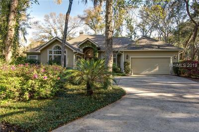 Hilton Head Island SC Single Family Home For Sale: $684,900