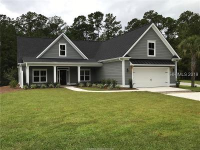 Bluffton SC Single Family Home For Sale: $399,900