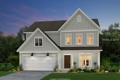 The Landings At New Riverside Single Family Home For Sale: 199 Rudder Run