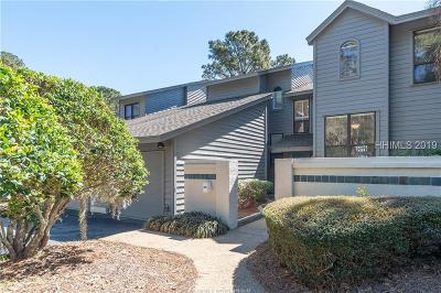 Beaufort County Condo/Townhouse For Sale: 3 Lake Forest Drive #3373