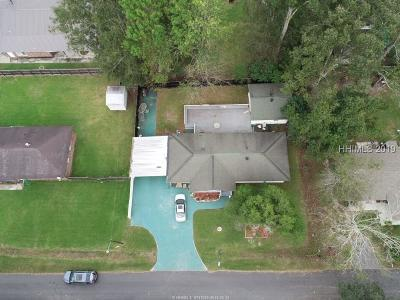 Hardeeville Single Family Home For Sale: 705 Shirley Street