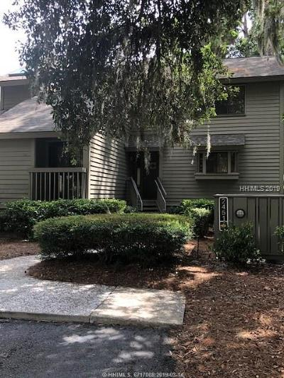 Beaufort County Condo/Townhouse For Sale: 84 Lighthouse Road #2451