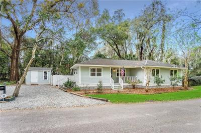 Beaufort Single Family Home For Sale: 806 Adventure Street
