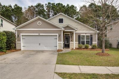 Bluffton Single Family Home For Sale: 25 Isle Of Palms E