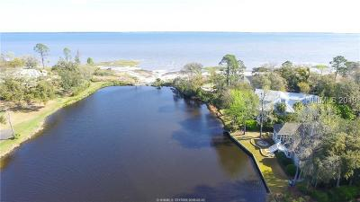 Hilton Head Island Single Family Home For Sale: 20 Herring Gull Lane