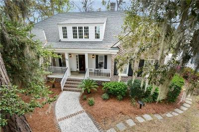 Bluffton SC Single Family Home For Sale: $695,000