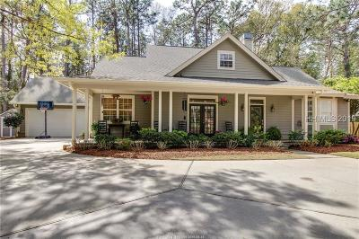 Bluffton, Okatie Single Family Home For Sale: 56 Old Sawmill Dr