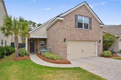 Hilton Head Island Single Family Home For Sale: 24 Sullivans Lane