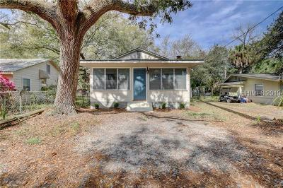 Bluffton Single Family Home For Sale: 15 Trout St