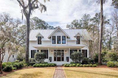 Palmetto Bluff Single Family Home For Sale: 37 Mason Street