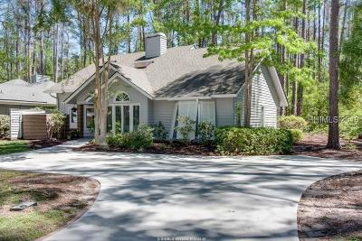 Hilton Head Island Single Family Home For Sale: 21 Golden Hind Drive